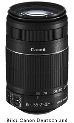 Canon EF-S 55-250mm 1:4-5.6 IS II