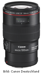 Canon EF 100mm 1:2.8L Macro IS USM