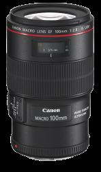 Canon EF 100mm 1:2.8L Macro IS USM