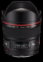Canon EF 14mm 1:2.8L II USM