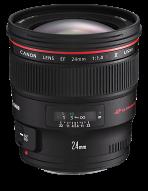 Canon EF 24mm 1:1.4L II USM