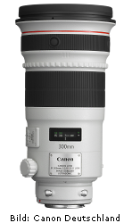 Canon EF 300mm 1:2.8L IS II USM