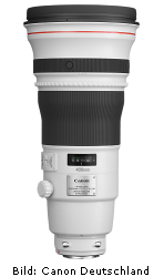 Canon EF 400mm 1:2.8L IS II USM