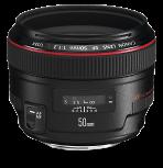 Canon EF 50mm 1:1.2L USM