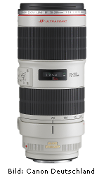 Canon EF 70-200mm 1:2.8L IS II USM