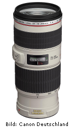 Canon EF 70-200mm 1:4L IS USM