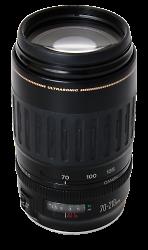 Canon EF 70-210mm 1:3.5-4.5 USM