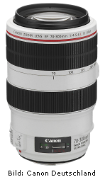 Canon EF 70-300mm 1:4-5.6L IS USM