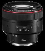 Canon EF 85mm 1:1.2L USM
