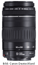 Canon EF 90-300 1:4.5-5.6 USM
