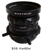 Hartblei 2.8/35 MC TS-PC