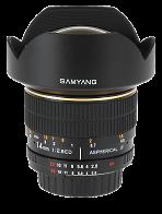 Samyang 14mm f/2.8 IF ED MC Aspherical