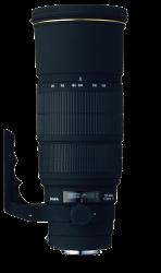 Sigma 120-300mm F2,8 EX DG HSM