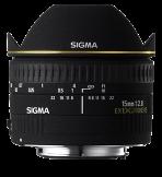 Sigma 15mm F2,8 EX DG FISHEYE