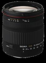 Sigma 18-200mm F3,5-6,3 DC