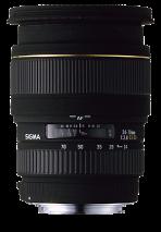 Sigma 24-70mm F2,8 EX DG