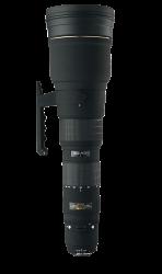 Sigma 300-800mm F5,6 EX DG HSM