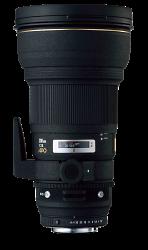 Sigma 300mm F2,8 EX DG HSM