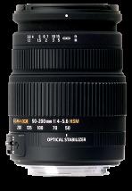 Sigma 50-200mm 4-5,6 DC OS HSM