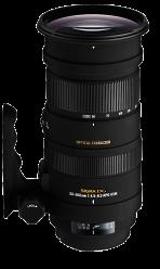 Sigma 50-500mm F4,5-6,3 APO DG OS HSM