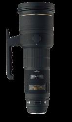 Sigma 500mm F4,5 EX DG HSM