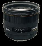 Sigma 50mm F1,4 EX DG HSM