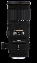 Sigma 70-200mm F2,8 APO EX DG OS HSM