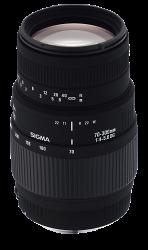 Sigma 70-300mm F4,0-5,6 DG