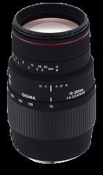 Sigma 70-300mm F4,0-5,6 DG APO